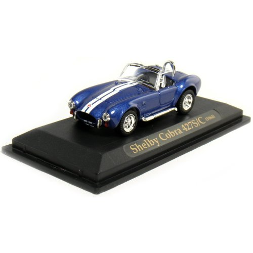 - 1964 Shelby Cobra 427 S/C 1:43 Scale (Yat Ming)