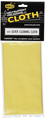 Herco HE92 Silver Cleaning