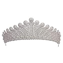 Crystal Crowns Tiaras Headband for Girls