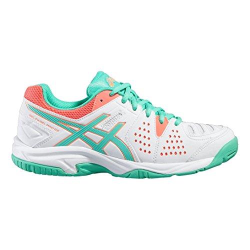 Asics Zapatillas de Tenis Gel-Padel Pro 3GS BLANCO
