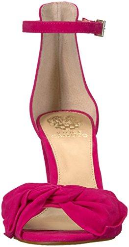 Vince Camuto Donna Con Tacco Sandalo Con Tacco Color Rosa Caldo