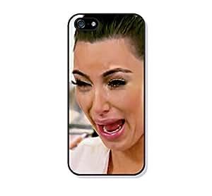 Kim Kardashian Phone Case Cover For Apple iPhone 4/4s Case Black Hard