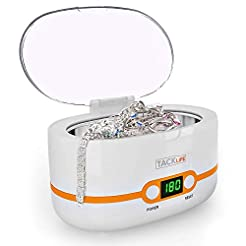 Ultrasonic Cleaner, Compact Professional...