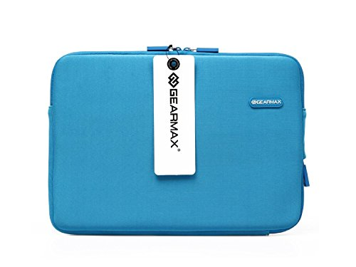 Laptop Case,Gearmax 11-15 Inch Waterproof Ipad Macbook Laptop Sleeve Case Bag Sleeve Carrying Case Laptop Bag (13 inch, Blove)