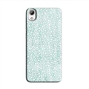 Cover It Up - Blue Pebbles Mosaic Desire 626 Hard Case