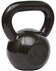 AmazonBasics Cast Iron Kettlebell, 45 lb