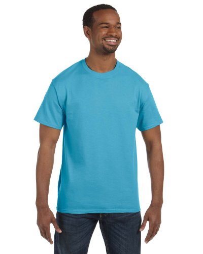 Jerzees Men's Shoulder To Shoulder Taping T-Shirt