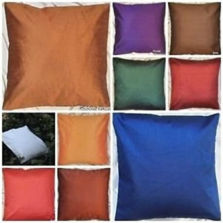 Saffron Mixed 10 Color Cushion Cover Decorative Bed Couch 18 Pillow Case Wholesale 50