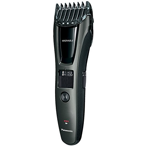 Panasonic Mains and Rechargeable Beard/Hair Trimmer