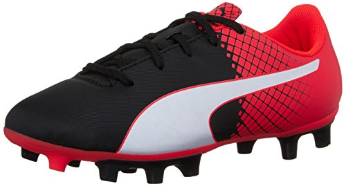 Puma evoSPEED 5.5 Tricks FG Jr Skate Shoe (Little Kid/Big Kid) Puma Black/Puma White