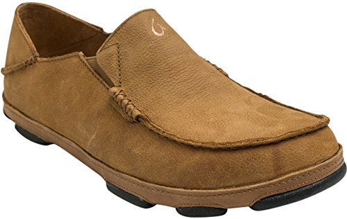Men's Moloa Tan Tobacco OLUKAI Tobacco Moloa Tan Men's OLUKAI 5fOaSwqxf