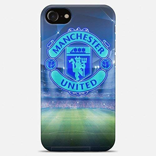 Inspired by Manchester united phone case Manchester united iPhone case 7 plus X XR XS Max 8 6 6s 5 5s se Manchester united Samsung galaxy case s9 s9 Plus note 8 s8 s7 edge s6 s5 s4 note gift art cover (Galaxy S5 Case Manchester United)