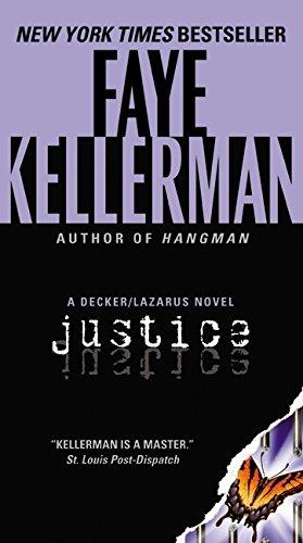 Justice: A Decker/Lazarus Novel (Decker/Lazarus Novels)