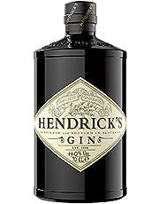 Hendrick's Gin – der einzigartige Gin mit Gurken und Rosenblattessenzen, 1 x 0.7 l, 44% Vol.