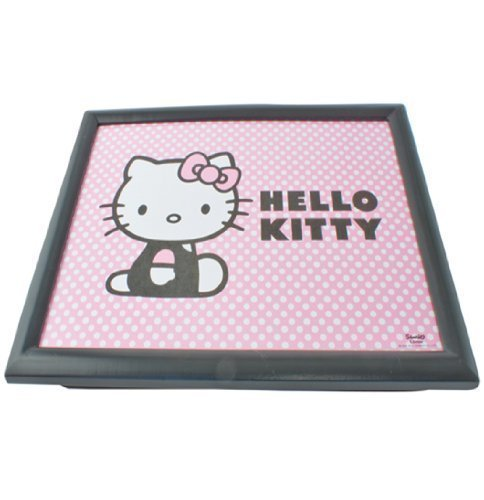Hello Kitty TV/Bett Schoß Tablett Ablage Mit Kissen