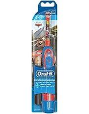 Oral-B Stages Power Çocuklar İçin Pilli Diş Fırçası, Cars Temalı