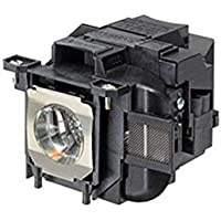 Epson Powerlite 580 Projector Housing with Genuine Original Osram P-VIP Bulb
