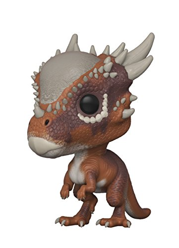 Funko Pop Movies: Jurassic World 2-Stygimoloch Collectible Figure, Multicolor - World Pop