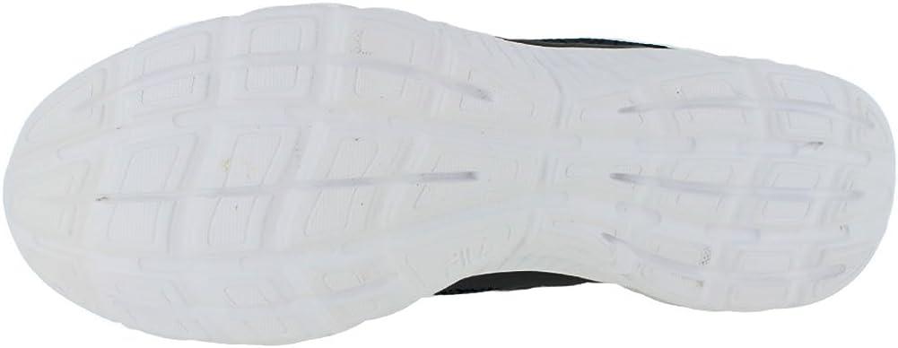 Fila Men's Memory Speedstride Running Shoe Black White