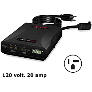 ESP Next Gen Surge Protector/Noise Filter/Power Monitor, (Model # XG-PCS-20D) - 120 Volt, 20 Amp with NEMA 5-20 Connectors