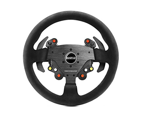 Wheel Steering Racer - Thrustmaster Sparco Rally Wheel Add On R 383 MOD