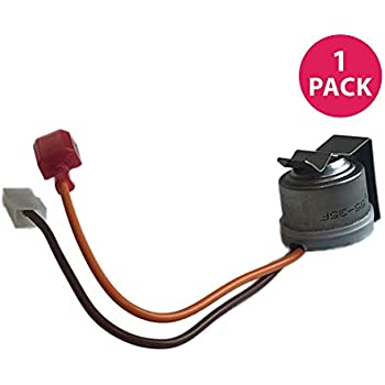 Amazon.com: Ultra Durable W10225581 Refrigerator Bimetal ... on