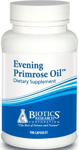 Biotics Research Evening Primrose Oil 100 Capsules by Biotics Research by Biotics Research