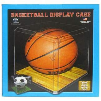 acrylic basketball display case - 9