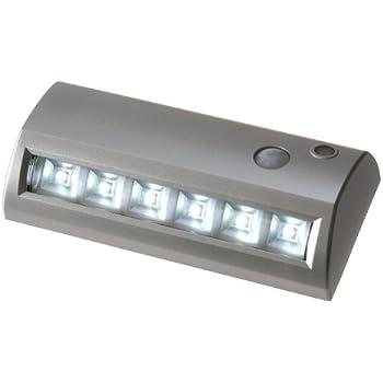 Light it by fulcrum 20032 301 6 led wireless motion sensor weatherproof garden or