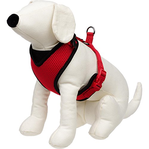 petco-adjustable-mesh-harness-for-dogs-in-red-black