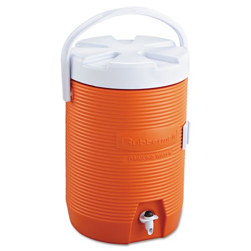 RUB1683ORG - Water Cooler