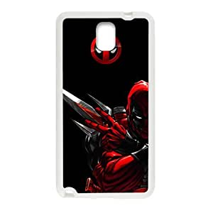 Happy Heroic deadpool Cell Phone Case for Samsung Galaxy Note3