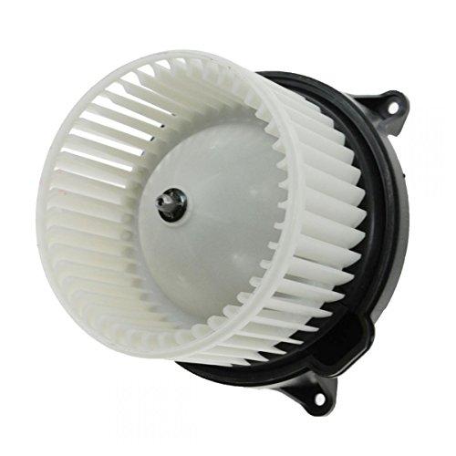 Heater A/C Blower Motor w/ Fan Cage for 05-09 Pathfinder Xterra Frontier Pickup Nissan Frontier Blower Motor