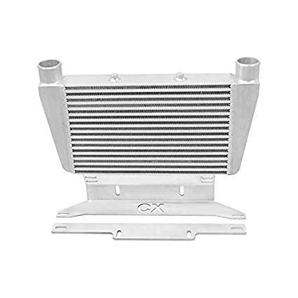 Amazon.com: CXRacing Intercooler + Mounting Brackets For 84-91 BMW 3-Series E30 Turbo: Automotive