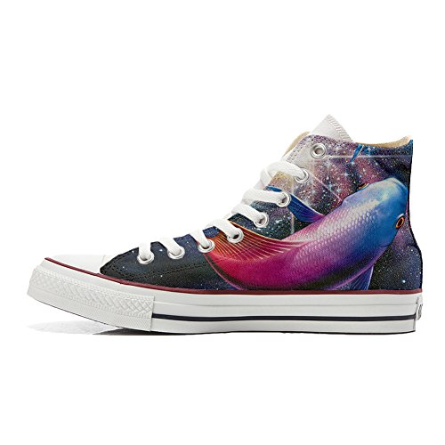 All Star artisanal produit mixte Sushi coutume adulte Converse chaussures FpOdwx55
