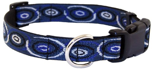 Sprocket Design - Country Brook Design Sprockets Deluxe Dog Collar - Large