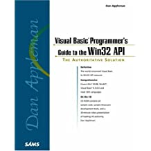 Dan Appleman's Visual Basic Programmer's Guide to the Win32 API