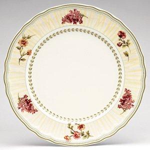 Noritake Fleur De Provence Dinner Plate