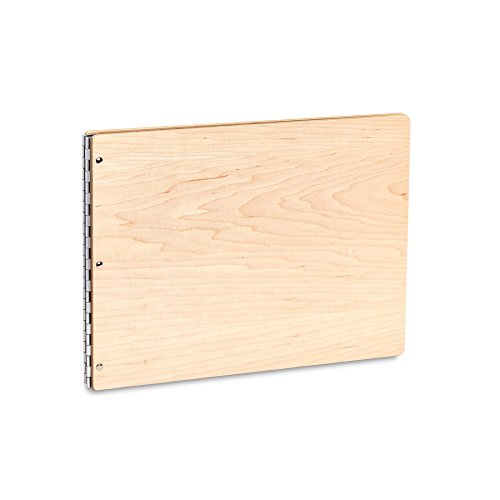Pina Zangaro Maple Screwpost Binder, 11x14 Landscape Orientation (34957) by Pina Zangaro (Image #5)