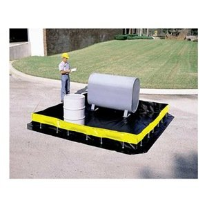 Collapsible Wall Containment Berm, 269gal