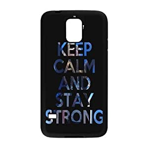DIY High Quality Case for SamSung Galaxy S5 I9600, Stay Strong Phone Case - HL-R656447 hjbrhga1544