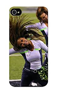meilinF000(7a5f8174051)durable Protection Case Cover With Design For iphone 5/5s(seale Seahawks Nfl Football Cheerleader )meilinF000