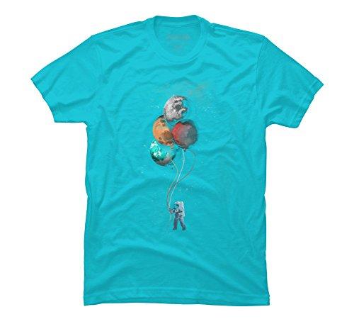 2298e37a4c4e3 The spaceman s trip Men s Graphic T Shirt - Design By Humans ...