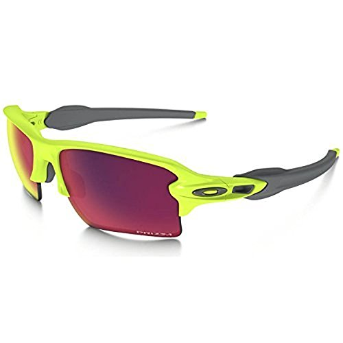 Oakley Flak Jacket 2.0 XL Sunglasses Retina Burn / Prizm Road & Cleaning - Xl Flak Jacket