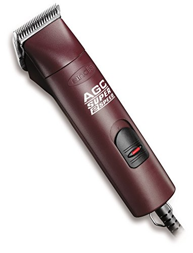 Andis-UltraEdge-AGC-Super-2-Speed-Detachable-Blade-Clipper-Professional-Animal-Grooming-Burgundy-AGC2-22685