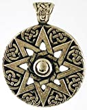 Dating back to 2000 BC, the eight-pointed star was discovered as a seal within the ruins of the ancient city of Ur. There it was the symbol of the Goddess Inanna, the Sumerian queen of the heavens, and later the symbol of Ishtar, who was revered in B...