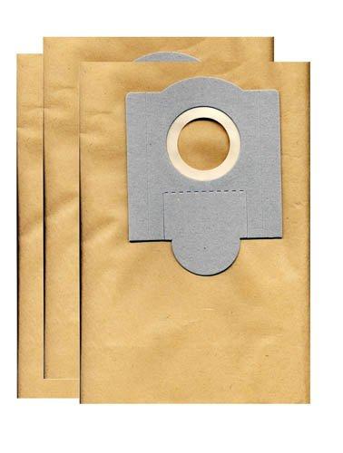 (Fein 913048K01 Vacuum Bags for 9-77-25 & 9-88-35, 3-Pack)