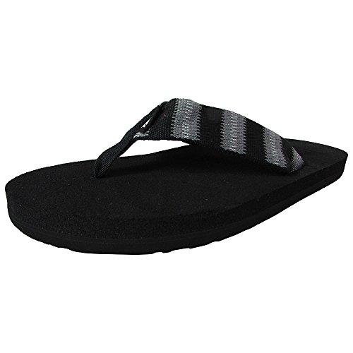 Teva Men's M Mush II Sandal, Andres Black, 10 M US