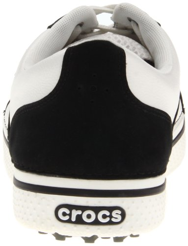Crocs - - Preston Herenschoenen Zwart / Wit