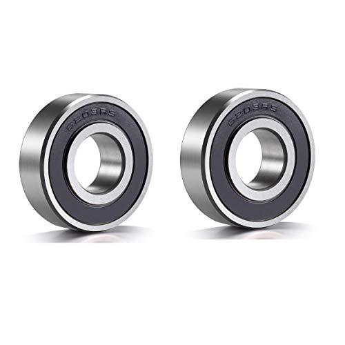 "R42RS Bearing 1//4/""x 5//8/""x 0.196/"" Sealed Ball Bearings"